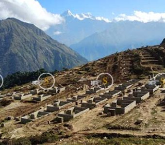 reconstruction in nepal after earthquake